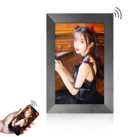 10.1inch Electronic Digital Frame Large Size Picture Video Playback Digital Photo Frame For Desktop