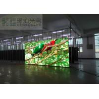 China 3MM Clear Smd Led Display , Indoor Led Video Wall Good Heat Release High Refresh supplier