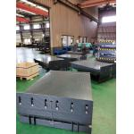 China Hydraulic Dock Leveler Operation With Roll-off Protection For Enhanced Loading Dock Safety for sale