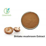 China Pure Natural 30% Mushroom Polysaccharides Shiitake Mushroom Extract Powder for sale