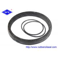 High Pressure Rubber Lip Seal For Excavator PC100-5  PC120-5 SK100-1/3 Parts for sale
