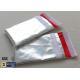 Fireproof Document Bag Envelope Non Irritating Heat Reflective Fiberglass Cloth for sale