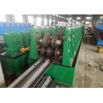 W shape Highway Guardrail Roll Forming Machine , Guardrail Roll Forming Machine1.5'' chain for sale