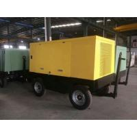 High Power Diesel Air Compressors Portable Type 90KW for Commercial or Geological Exploration Industry for sale