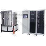 Magnetron Sputtering Coating Machine ,  Metal Rose Gold, Copper Sputtering Deposition Equipment for sale