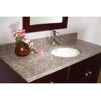 China Bain Brook Brown Granite Stone Slab Countertop Pricing kitchen Bathroom Vanity Top supplier