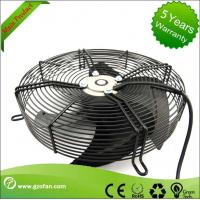 China High Flow 230VAC Hvac AC Axial Fan Blower 120mm CCC CE Certificate supplier
