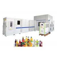China all types bottles zero calorie energy drinks Blowing Filling Capping Combiblock for sale for sale
