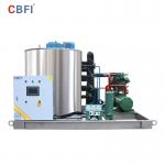 Industrial Flake Ice Making Machines 10 Tons 15 Tons 20 Tons 30 Tons Daily Capacity for sale
