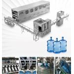 3 Gallon 5 Gallon Water Filling Machine Barrel Water Rising Filling Capping Machine for sale