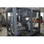 Variable Flow and Speed Air Compressor Machine 11KW 15HP Screw Type Low Noise Compressor for sale