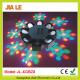 High Brightness 50W / 120pcs / RGB / DMX 512 LED Stage Eight Octopus Fish Effect Lighting for sale