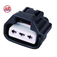 China Zhongzhi 3 Pin Female Automotive Waterproof Electrical Car Connector 6189-0193 for sale