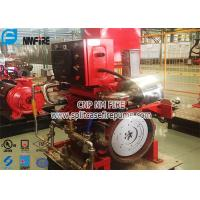 China FM Approval Europ Holland Original DeMaas Brand Fire Pump Diesel Engine Used In The firefighting for sale
