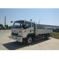 4*2 SINOTRUK HOWO 5-10t Light Duty Trucks With 4.2t Rear Axle EURO 2 Emission for sale