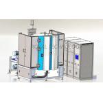 Silver / Nickel Vacuum Coating Machine ,  UM / UBM Sputtering System for sale