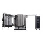 China Plastic Vacuum Metallizing System, Plastic parts aluminum metallization machine for sale