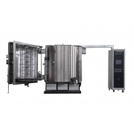 Plastic Vacuum Metallizing System, Plastic parts aluminum metallization machine for sale