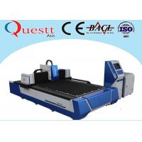 High Accuracy Metal Laser Cutter Machine 1500 X 3000 Mm For Custom Precision Cutting for sale