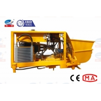 KMB Series 30m3/h Concrete Pump Concrete Conveying Pumping Machine For Coal Mine Supporting