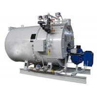 China Big Multi Flue Gas Tube Oil Fired Water Steam Boiler Heating System , 5 Ton for sale