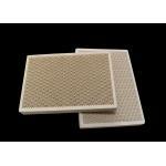 Porous Honeycomb Ceramic Infrared Gas Burner  Ceramic Plate For Oven