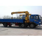 Economical Construction Telescopic Boom Truck Mounted Crane For Municipal Services