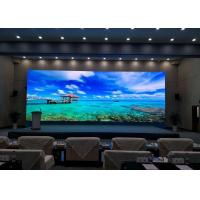 Seamless Indoor Led Advertising Led Display with Smart Monitoring & Protect Function for sale