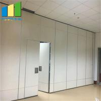 Demountable Collapsible Sound Insulation Removable Partition Walls For Conference Hall for sale