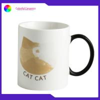 China Household Ceramic Water Cups New Bone China Mug Food Contact Safe Personalized manufacturer