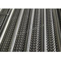 21mm Height  2.2m Length Galvanized Expanded Metal Lath U Patterns For Construction for sale