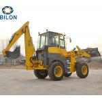 0.8-1.2m3 Bucket Capacity Caterpillar Backhoe Loader For Building Construction for sale