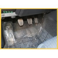 China Printed Self Adhesive Plastic Floor Mats T Vehicles Interiors Carpet Protect for sale