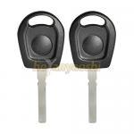Special Usage VW Transponder Key Shell Without Light No Logo Car Key Blanks HU64 Keyway for sale