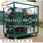 Sino-NSH VFD Series Transformer Oil Purifier Plant For Transformer  Oil Purifier Oil Filtration for sale