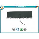 China DVB-T/DTMB Film Digital TV Antenna With F Connector High Insulation Resistance for sale
