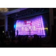 China Super Slim Stage Programmable Digital Led Screen Rental 500x500mm Die casting Cabinet for sale