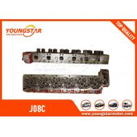 HINO JO8C 8.0L Complete Cylinder Head 11101E0541 11101 E0541 11101-E0541 for sale