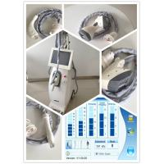 Dual Mono Polar IR RF Vacuum Roller Slimming Machine Fat Loss Stretch Mark Removal for sale