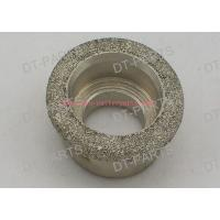 China Diameter 0.960 GT5250 Cutter Parts Grey Round Wheel Grinding 80 Grit 43323000 for sale
