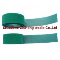 Super Thin Nylon Back To Back Hook And Loop Fastener Binding Strap for sale