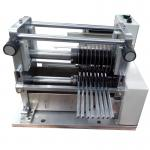 China Touch Screen PCB Depaneling V Groove Cutting Machine With Multi Sets Blades for sale