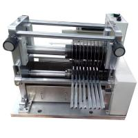 Touch Screen PCB Depaneling V Groove Cutting Machine With Multi Sets Blades for sale