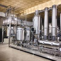 China Pharmaceutical Extraction System Molecular Distillation Process For CBD Oil for sale