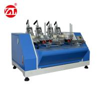 SATRA TM92 Shoe Bending Test Machine Heel Onwards With 6 Electronic LCD for sale