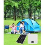 China Off-Grid Stand-alone  Multi-purpose Portable Solar Energy System Light Weight for sale