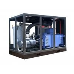 30KW 40HP Screw Belt Driven Air Compressor / Industrial Air Compressors High Power Compressor for sale