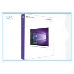 Windows 10 Pro Retail Box 32/64-bit License Genuine Activation Product Key Full