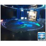4.81mm Pixel Pitch Led Backdrop Screen Rental , Large Led Advertising Screens 2 Years Warranty for sale