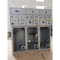 China 12kV Electrical Switchgear Components High Voltage Gas Filled Switchgear for sale
